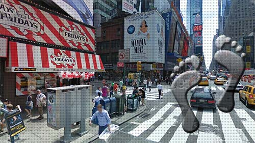 Виртуальный тур по Нью-Йорку