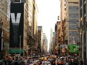 Бродвей,вид на Бродвей, фото
