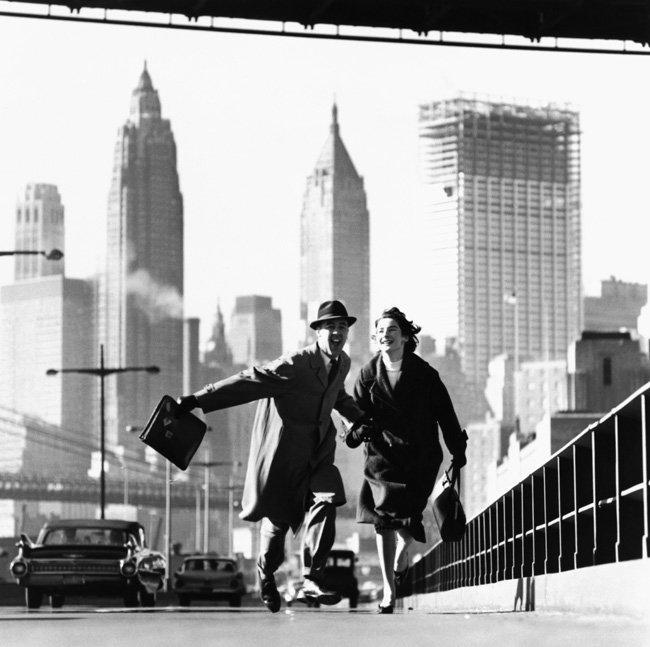 Старые фото Нью-Йорка