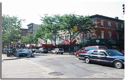 Бронкс - район Нью-Йорка