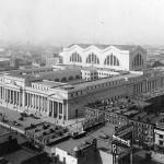 Так выглядел Пенсильванский вокзал в 1911 году