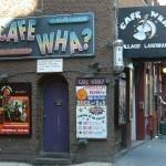 Кафе на Гринвич-Вилладж