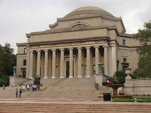 Колумбийский университет в 9 округе Манхэттена