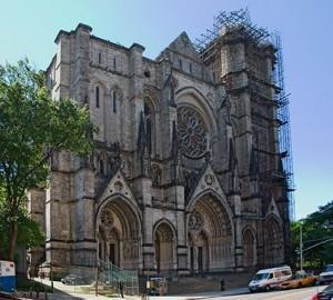 Кафедральный собор в Морнинг Сайд-Хайтс