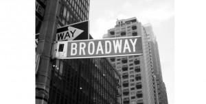 """Указатель """"Broadway"""""""