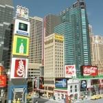 Нью-Йорк из конструктора Лего