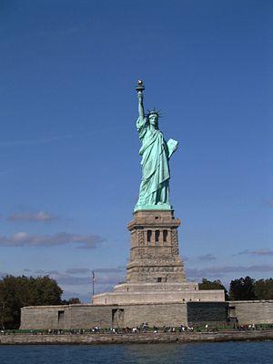 Статуя свободы (Statue of Liberty)