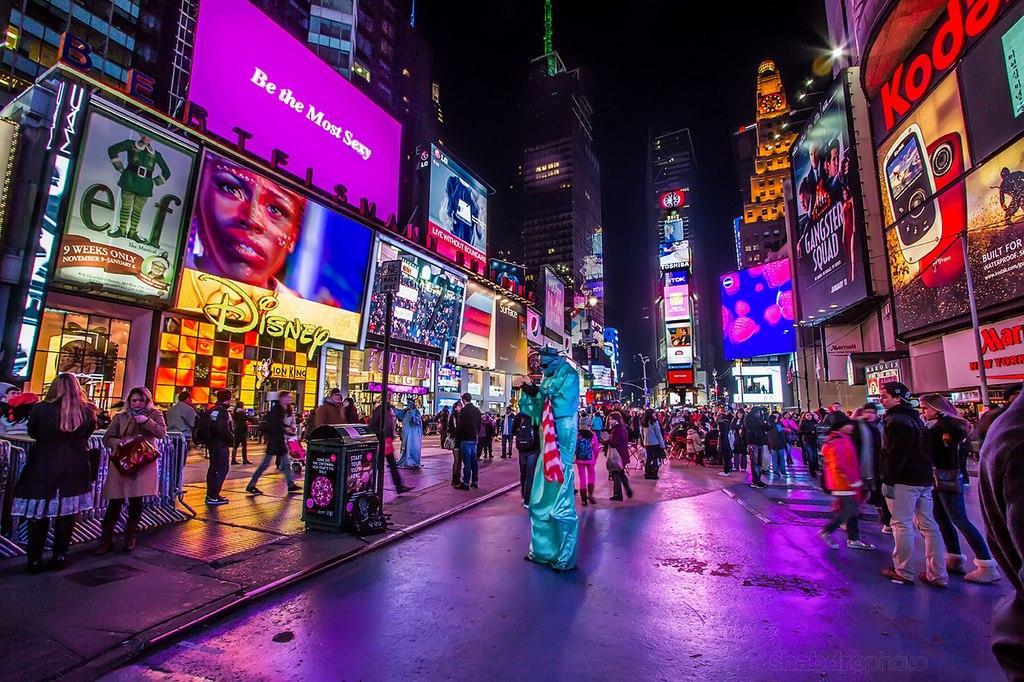 Hayek naked midgets per square mile new york