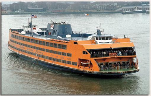 Яхта в Статен-Айленде