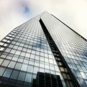 Просто красивый небоскрёб в Нью-Йорке