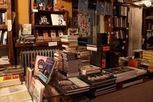 Spoonbill & Sugartown - книжный магазин в Нью-Йорке