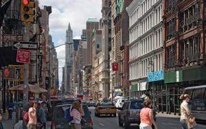Улицы Сохо