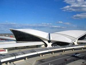 Аэропорт имени Джона Кеннеди в Нью-Йорке