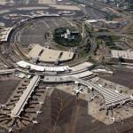 Аэропорт Джона Кеннеди в Нью-Йорке