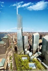 Вид на Freedom Tower