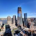 Строительство Freedom Tower