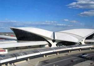 Вид на аэропорт имени Джона Кеннеди