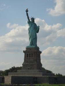 Статуя свободы в высоком разрешении