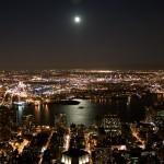 Панорама Нью-Йорка в высоком качестве