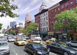 """Район Клинтон в Нью-Йорке, также известный как """"Адская кухня"""""""