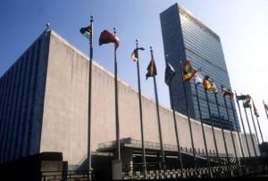 Организация объединённых наций в Нью-Йорке