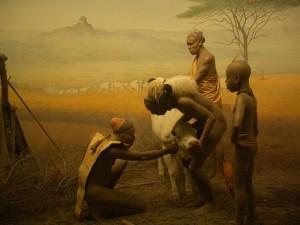 Зал Африканских людей