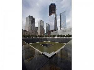 Памятник башням-близнецам