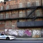 Граффити на стенах в Гарлеме, 10 округ Манхэттена
