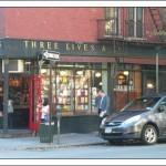 Книжный магазин на Гринвич-Вилладж