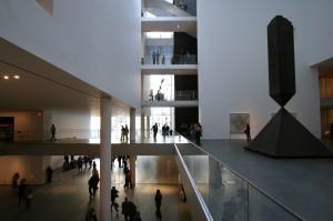 Коридоры музея