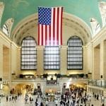 Главный холл центрального вокзала Нью-Йорка