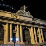 Главный вход в центральный вокзал Нью-Йорка