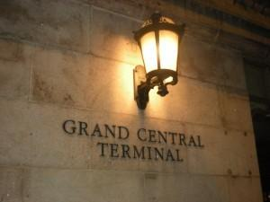 Grand Central Terminal - центральный вокзал Нью-Йорка