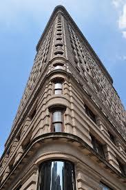 Флэтайрон билдинг, фотография в Нью-Йорке
